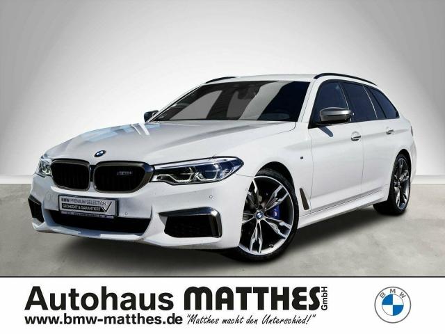 BMW M550 d xDrive Touring HK HiFi Aktivlenkung LED, Jahr 2018, Diesel