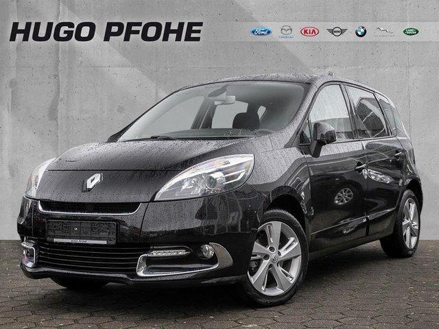 Renault Scenic Dynamique TCe 130, Jahr 2012, Benzin