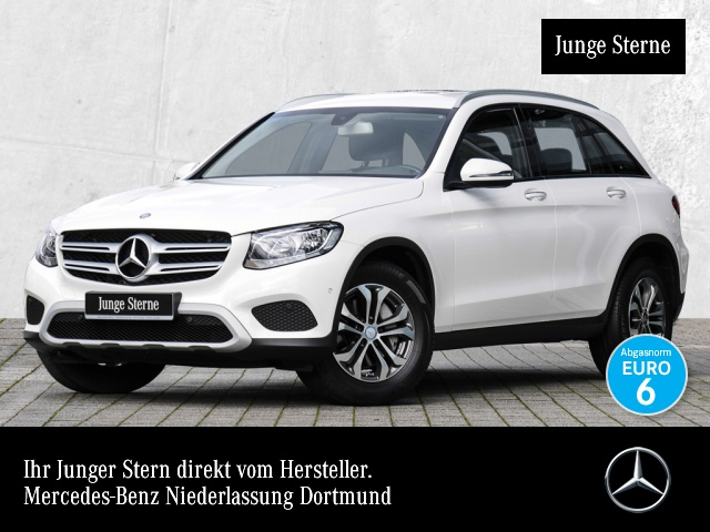 Mercedes-Benz GLC 220 d 4M AHK Navi PTS 9G Sitzh Sitzkomfort, Jahr 2015, Diesel