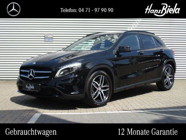Mercedes-Benz GLA 200 Urban/Nightp/Navi/BiXenon/Kam/Spiegelp, Jahr 2014, Benzin