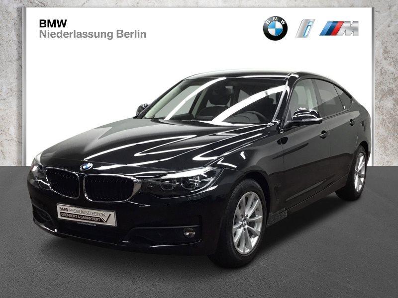 BMW 320d Gran Turismo EU6 Aut. LED Navi Sportsitze, Jahr 2017, Diesel