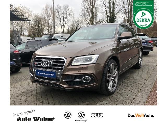 Audi SQ5 3.0TDI quattro Navi Pano B&O Leder exclusive, Jahr 2013, Diesel