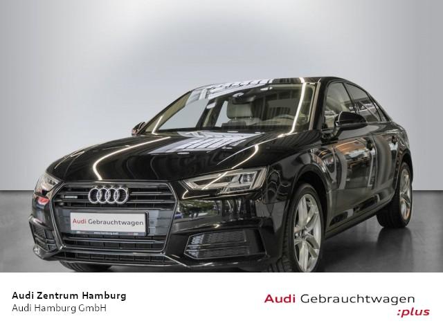 Audi A4 40 TDI design quattro S tronic VIRTUAL LED HEAD-UP, Jahr 2019, Diesel