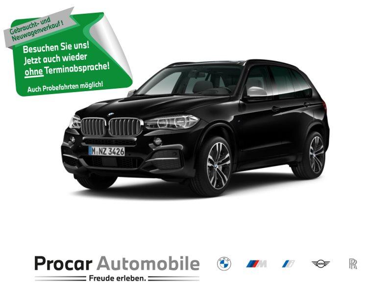 BMW X5 M50d M-Sportpaket +AHK +Navi +Head-Up +Panorama +LED +WLAN +el. Sitze, Jahr 2018, Diesel