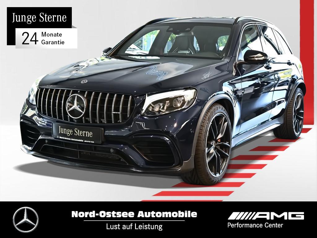 Mercedes-Benz GLC 63 AMG S 4M Night Distronic Memory DriversP., Jahr 2019, Benzin
