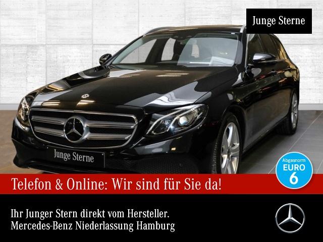 Mercedes-Benz E 350 d T 4M Avantgarde Stdhzg Distr. COMAND LED, Jahr 2017, Diesel