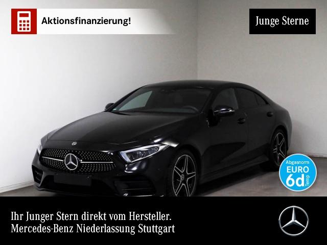 Mercedes-Benz CLS 300 d AMG Widescreen Night Multibeam, Jahr 2019, Diesel