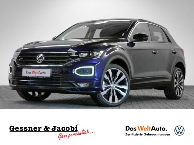 Volkswagen T-Roc United 1.5 TSI DSG Navi LED PDC Bluetooth, Jahr 2020, Benzin