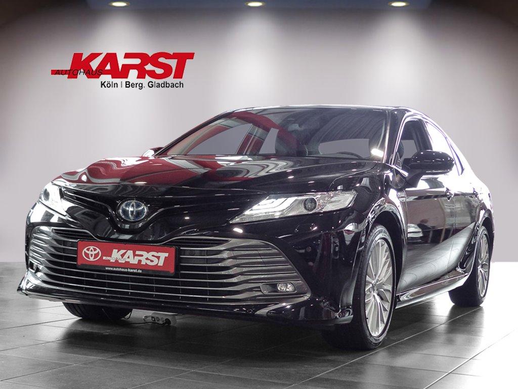 Toyota Camry 2.5-l-VVT-i. Toter Winkelwarner LED, Jahr 2021, Hybrid