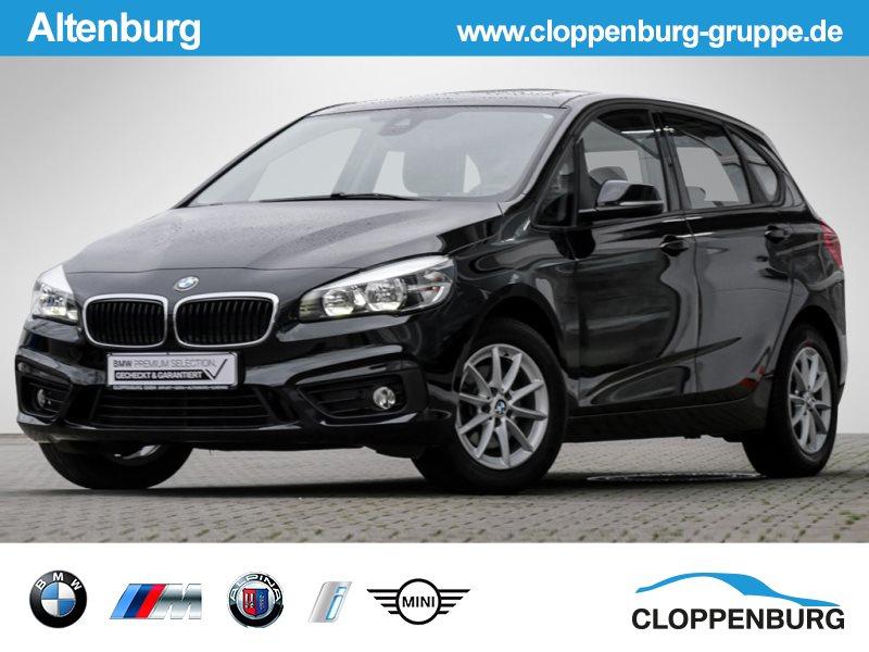 BMW 218d Active Tourer Advantage Pano.Dach Tempomat -, Jahr 2018, Diesel