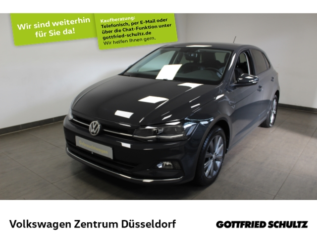 Volkswagen Polo 1.0 TGI Highline ErdGas *LED*SHZ*PDC*FSE*, Jahr 2018, Gas