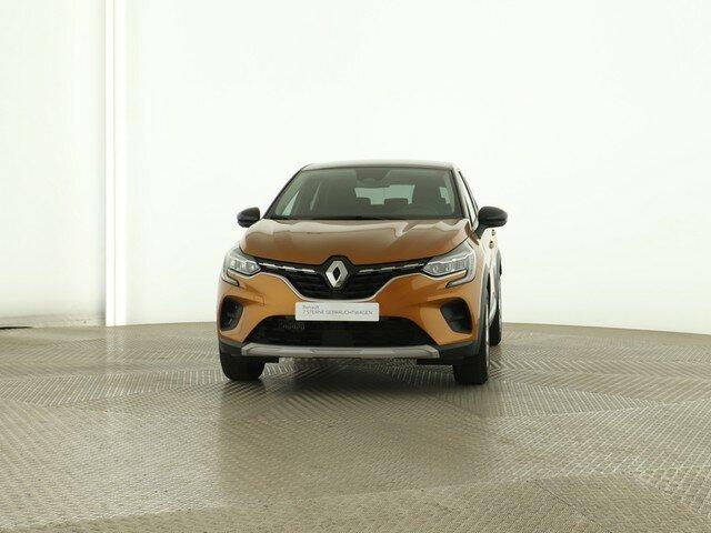 Renault CAPTUR 2 1.0 TCE 100 EXPERIENCE SUV, Jahr 2021, Benzin