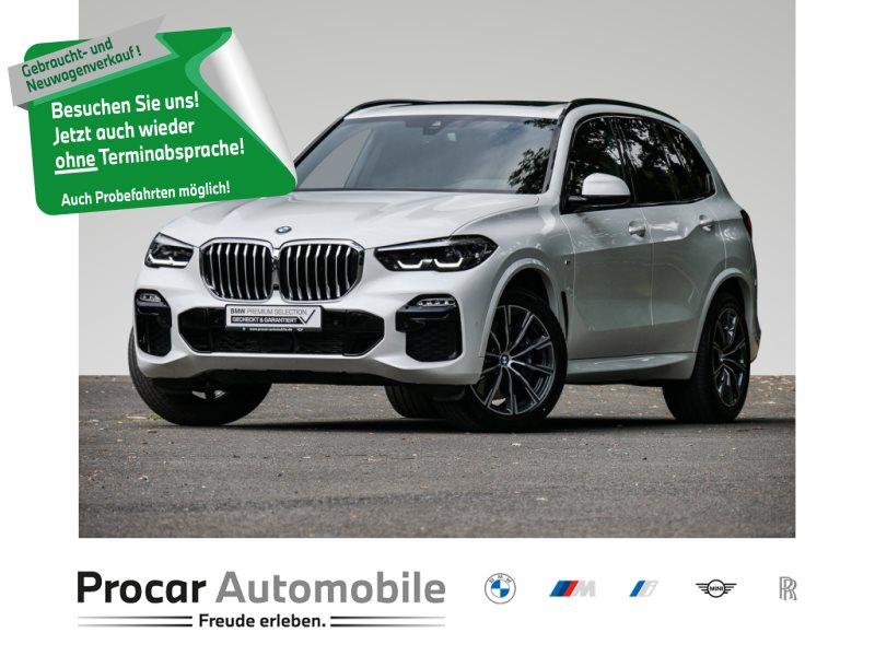 BMW X5 xDrive30d M Sportpaket Gestiksteuerung DAB, Jahr 2020, Diesel