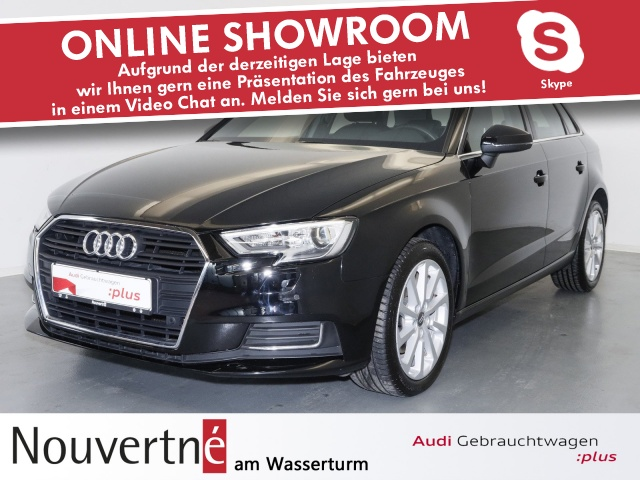 Audi A3 Sportback 1.6 TDI design Navi Xenon, Jahr 2018, Diesel