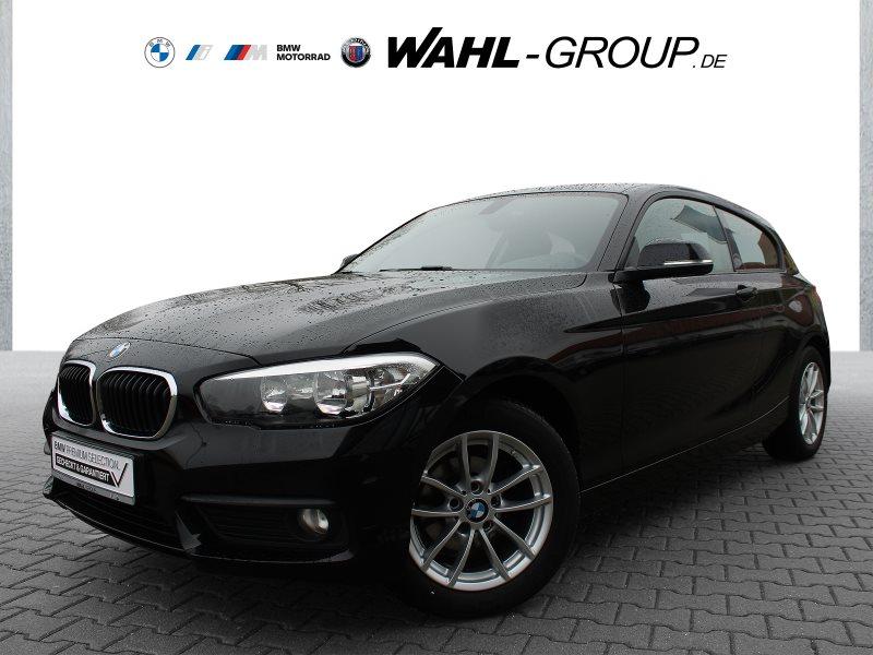 BMW 118i 3-Türer 1.Hd LM PDC Sitzhzg CD MFL, Jahr 2017, Benzin