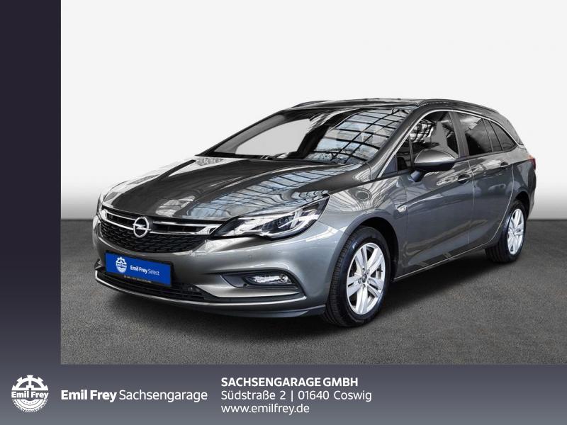 Opel Astra 1.6 D (CDTI) ST Business, NAVI, Jahr 2018, Diesel
