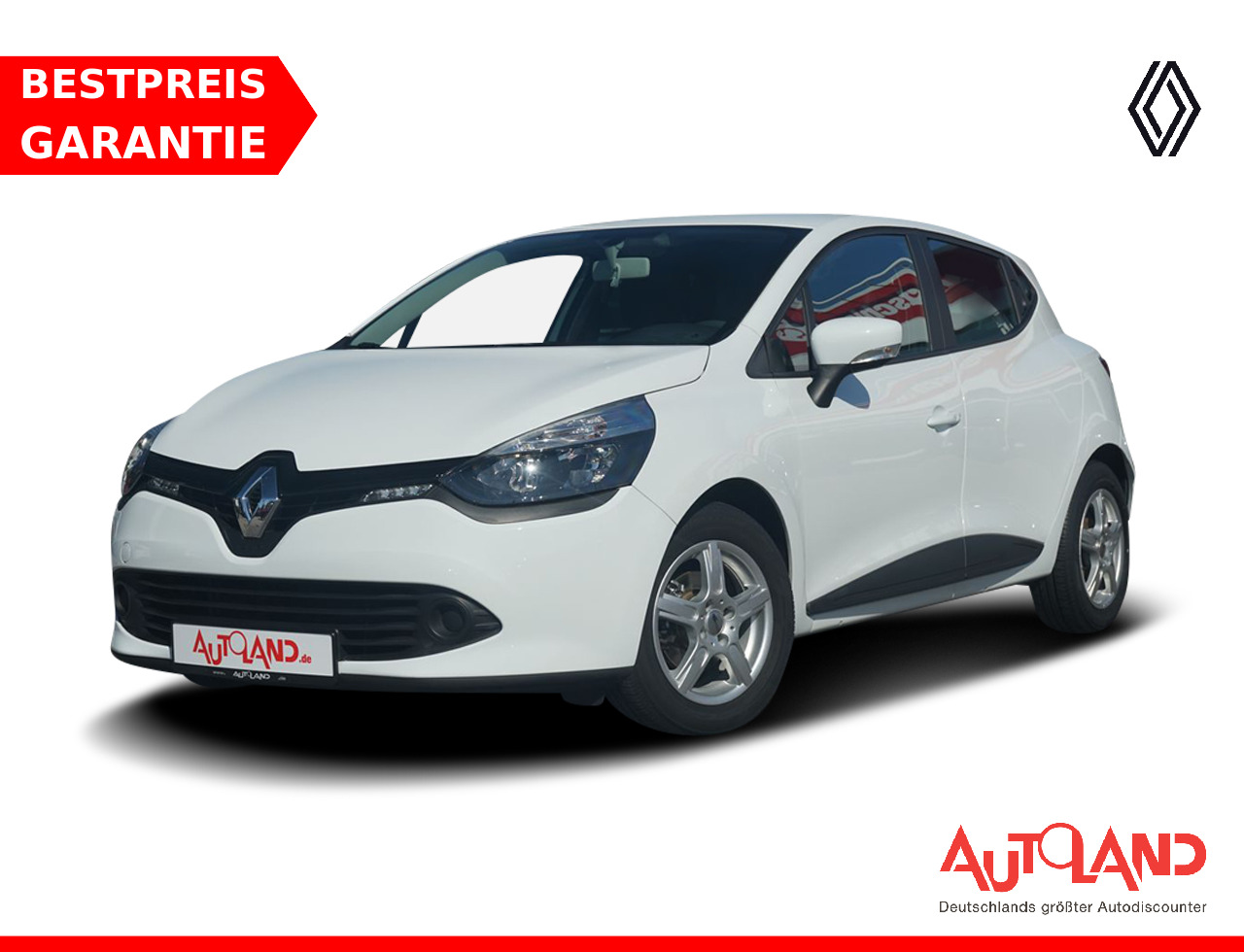 Renault Clio, Jahr 2014, Benzin