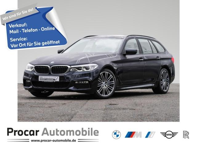 BMW 530d xDrive Touring M Sportpaket Innovationsp., Jahr 2017, Diesel