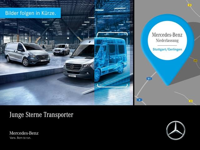 Mercedes-Benz Sprinter 313 CDI Kasten Hoch Klima Zusatzhzg., Jahr 2016, Diesel