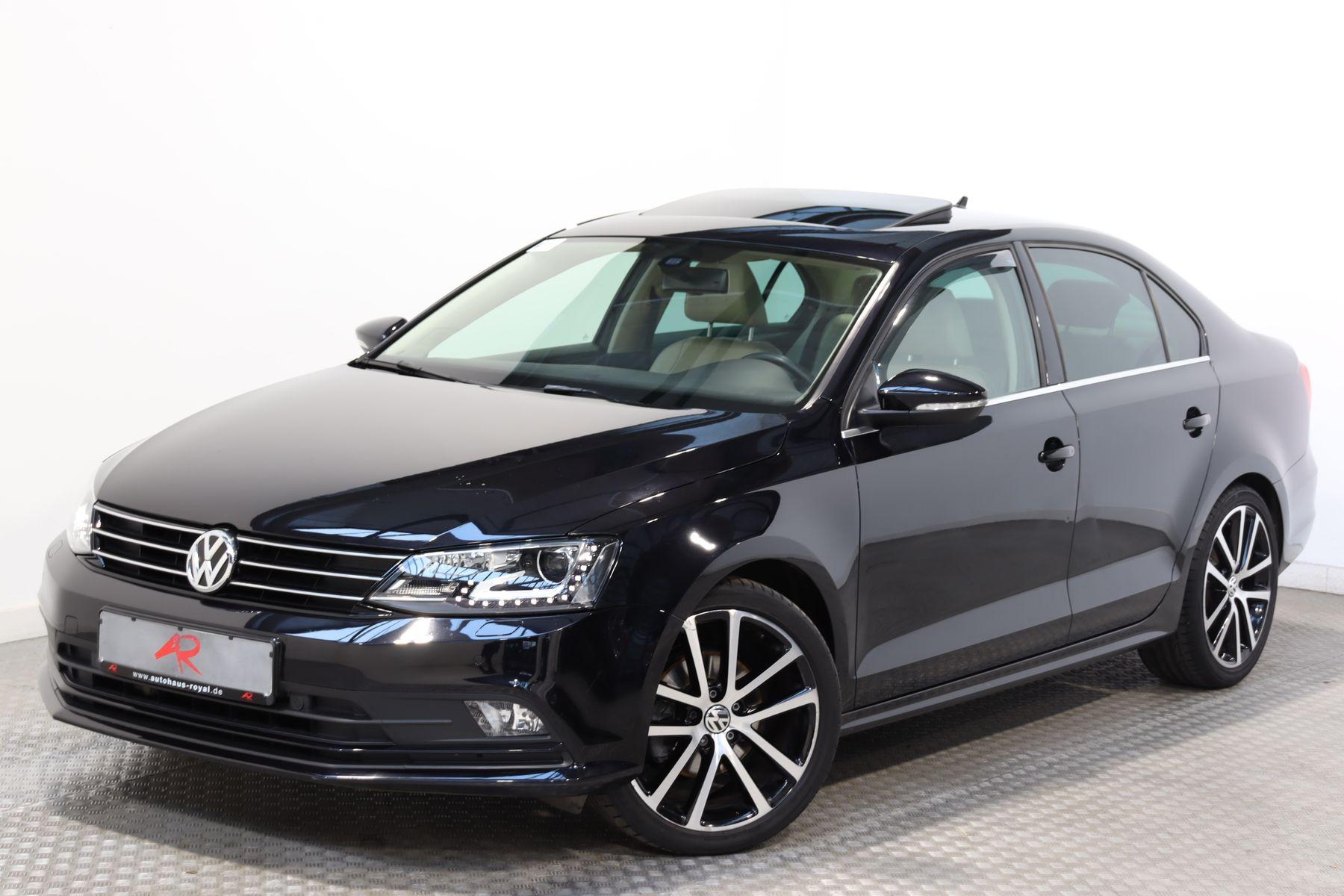 Volkswagen Jetta 2.0 TDI DSG SCHECKHEFT,KEYLESSGO,VOLLLEDER, Jahr 2015, Diesel