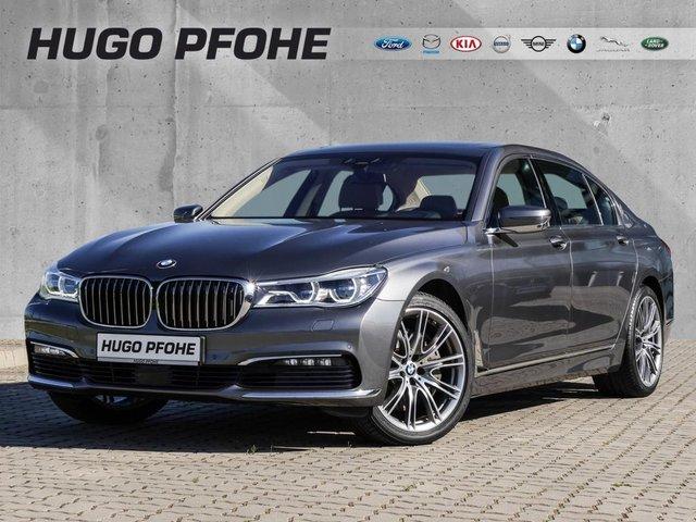 BMW 750 Li xDrive Vollaussttaung ehem. UPE 141.100,-, Jahr 2016, petrol
