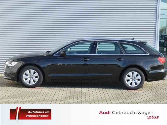 Audi A6 Avant 2.0 TDI, NAVIGATION, EPH VORN/HINTEN+, Jahr 2014, Diesel