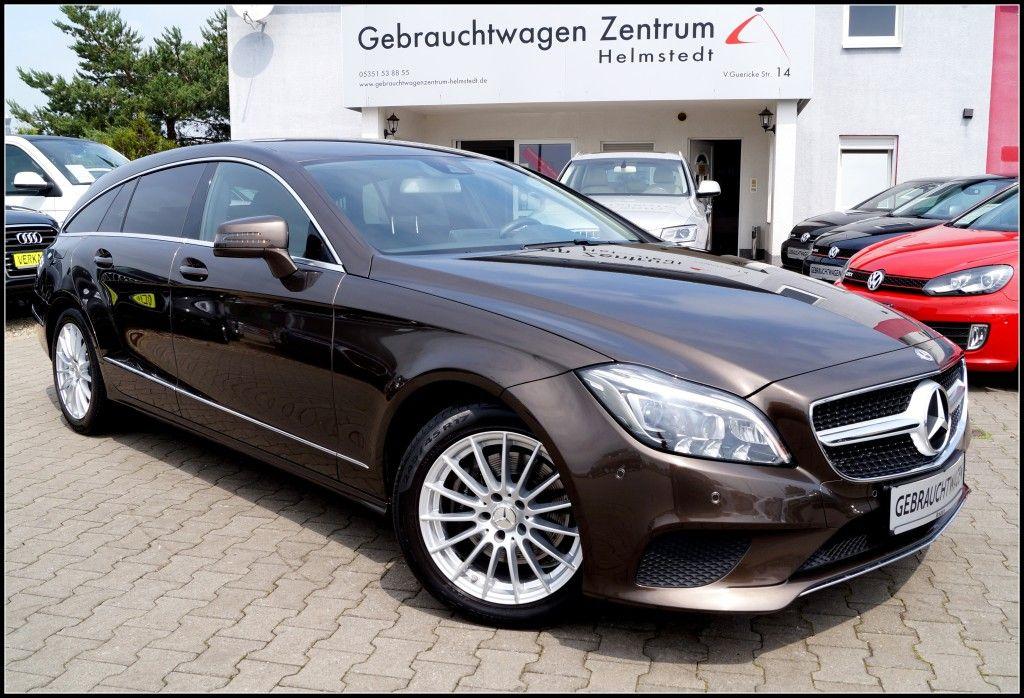 Mercedes-Benz CLS Shooting Brake 250 (BlueTEC) d 9G-TRONIC, Jahr 2017, Diesel