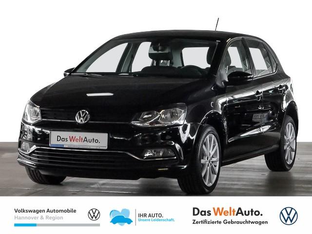 Volkswagen Polo 1.4 TDI Highline Klima Einparkhilfe, Jahr 2017, Diesel