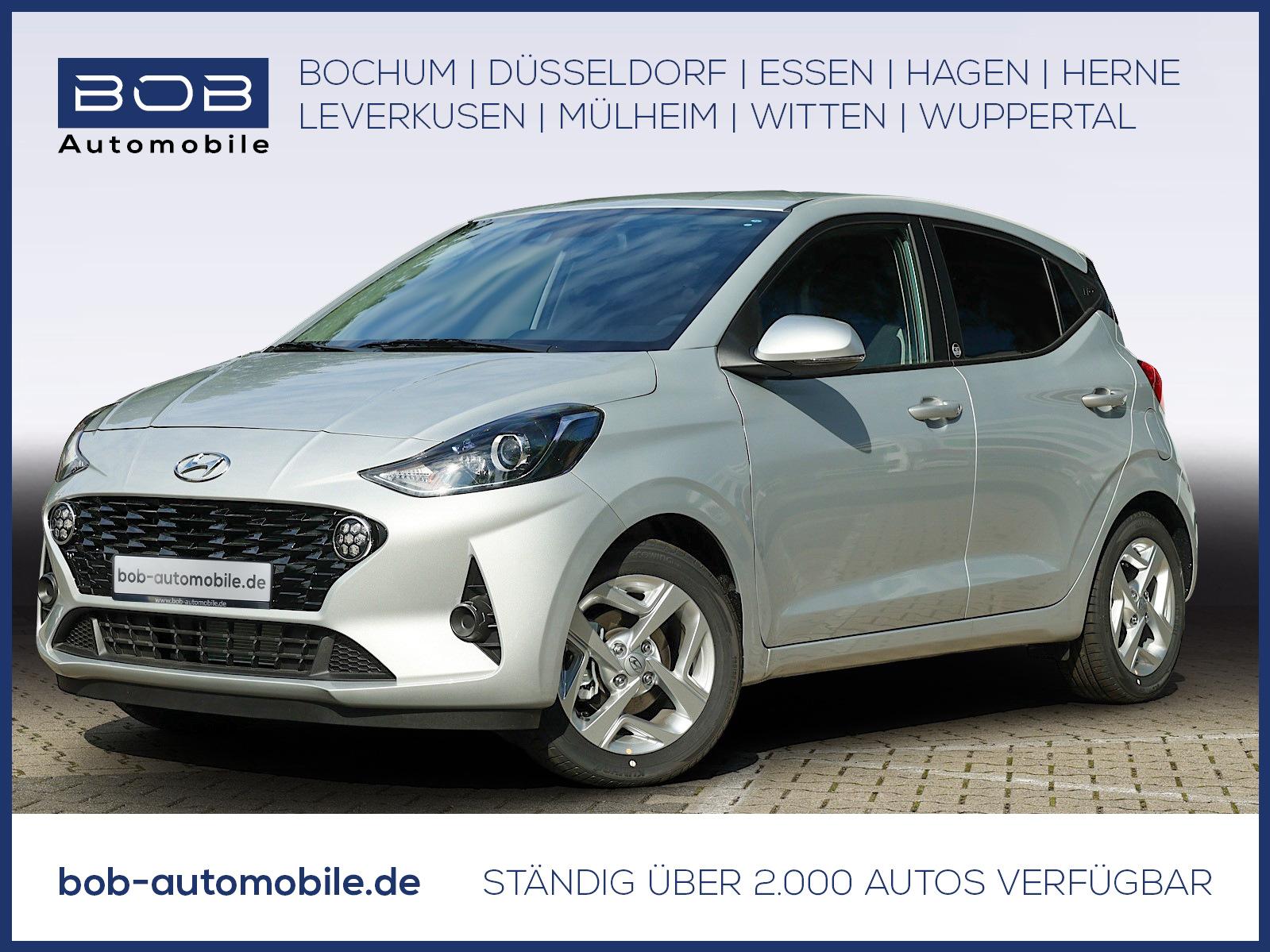 Hyundai i10 1.0 Benzin Edition 30 SHZ KLIMA LM-Felgen BT, Jahr 2021, Benzin