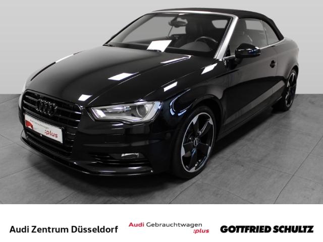 Audi A3 Cabrio 2.0 TDI 6-Gang, Jahr 2014, Diesel