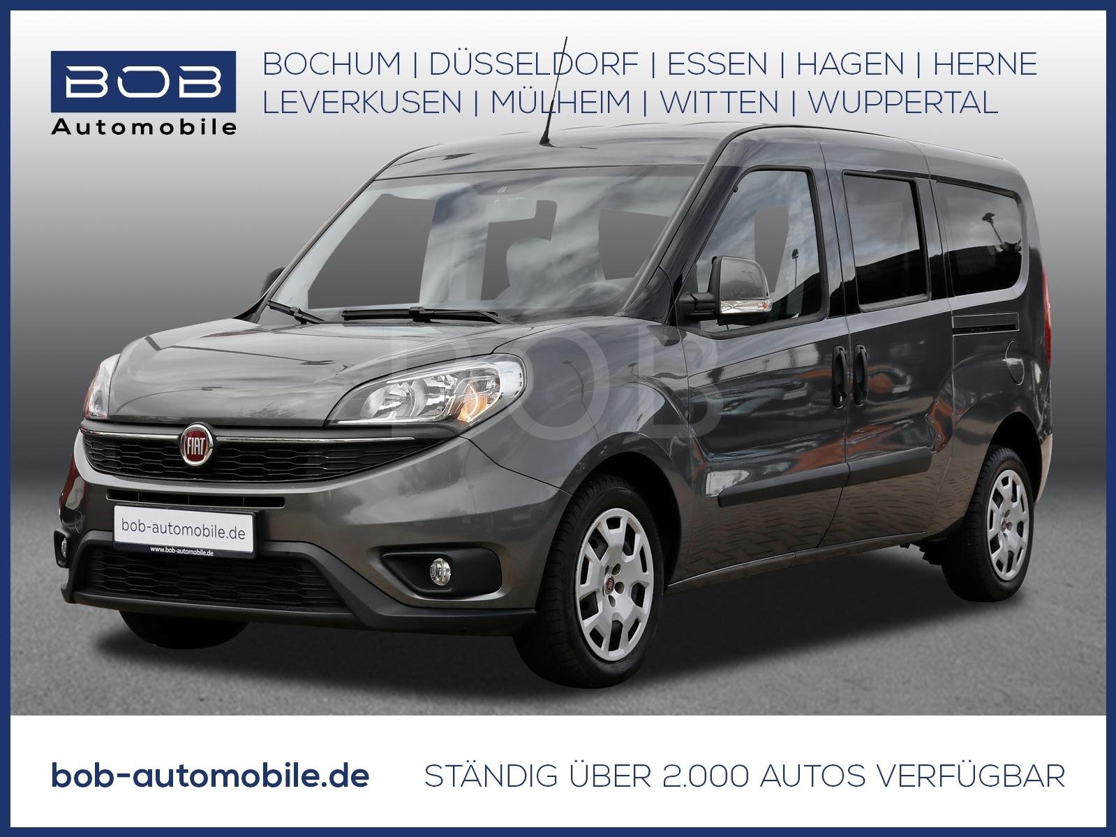 Fiat Doblo Kombi MAXI SX NAVI SHZ PDC BT, Jahr 2017, Diesel