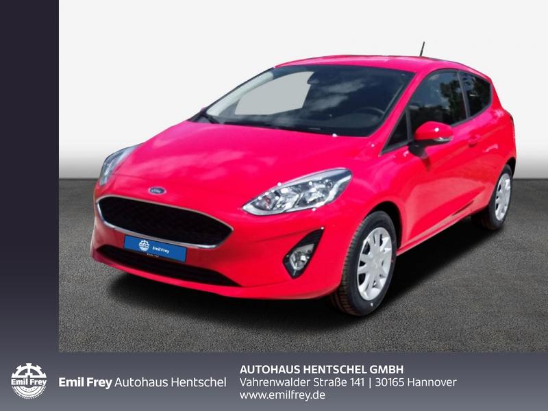 Ford Fiesta 1.1 S&S COOL&CONNECT 55 kW, 3-türig, Jahr 2020, Benzin