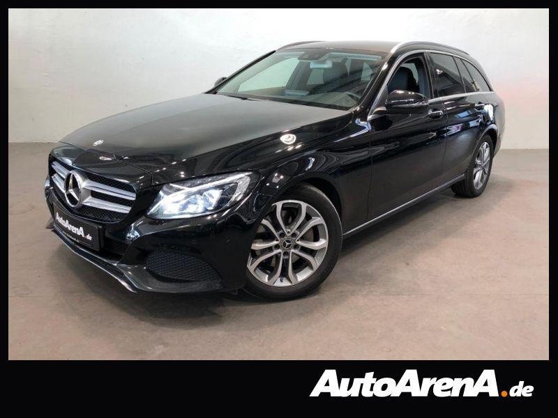 Mercedes-Benz C 250 d T Avantgarde **COMAND/AHK/Kamera/Standhz, Jahr 2017, Diesel