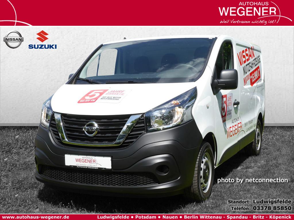 Nissan NV300 2.7t dCi 120 L1H1 PRO, Jahr 2020, Diesel