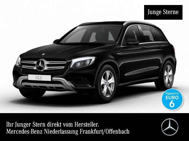 Mercedes-Benz GLC 220 d 4M Burmester COMAND ILS LED AHK Kamera, Jahr 2016, Diesel