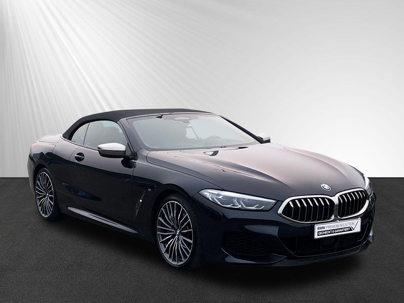 BMW M850i xDrive Cabrio Leas. ab 998,- br. o. Anz., Jahr 2019, petrol