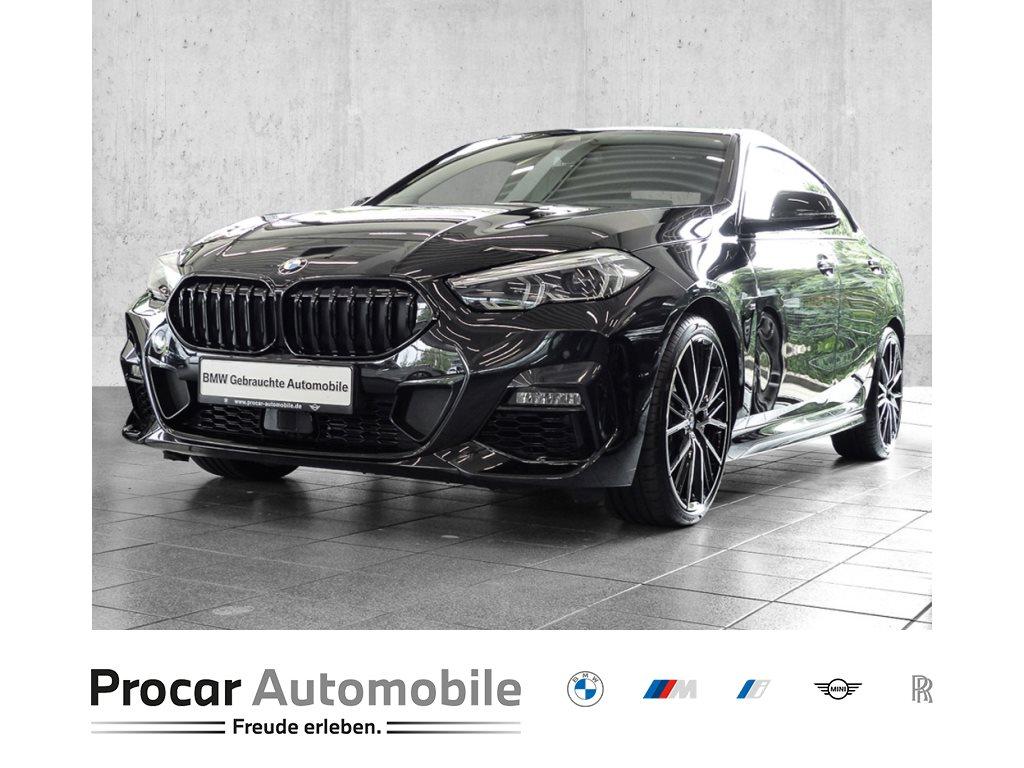 BMW 218i M SPORT+NAVI PROF+HUD+inkl.WINTERREIF+DRIVE/PARK ASSIST+GESTIKST+DAB+19 LMF+FIN ab 0,01%, Jahr 2020, Benzin