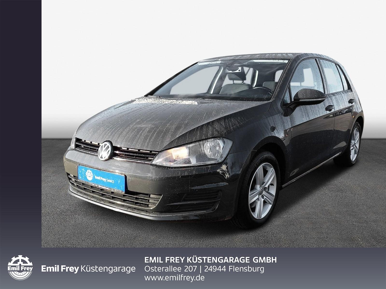Volkswagen Golf VII 1.2 TSI -Comfortline- 5-Gang Klima/ GRA/ SHZ/ PDC, Jahr 2013, Benzin
