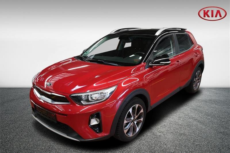 Kia Stonic 1.4 Vision|Klimaat.|Sitzheizung|PDC hi., Jahr 2019, Benzin