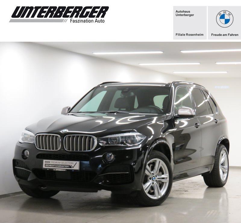BMW X5 M50d M Sportpaket AHK Night Vision Head-Up, Jahr 2015, Diesel