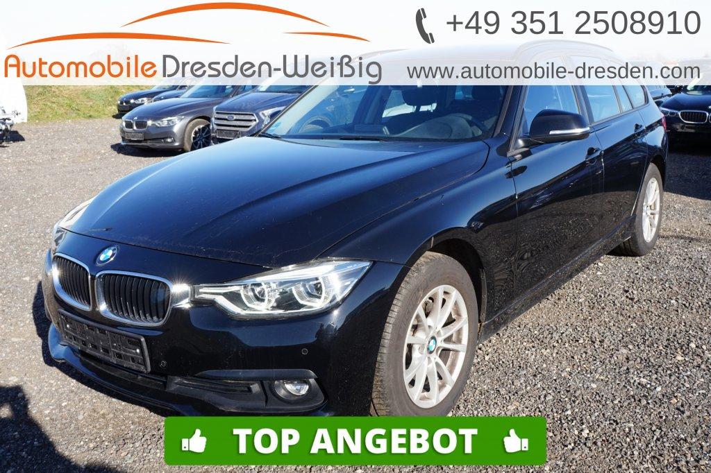 BMW 318 d Touring Advantage*Navi*LED*PDC*, Jahr 2017, Diesel