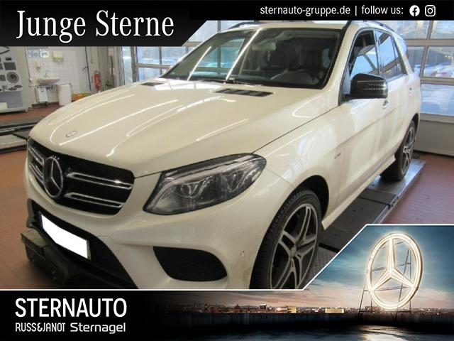 Mercedes-Benz GLE 450 AMG 4M AMG Night-Paket COMAND ILS Memory, Jahr 2016, Benzin