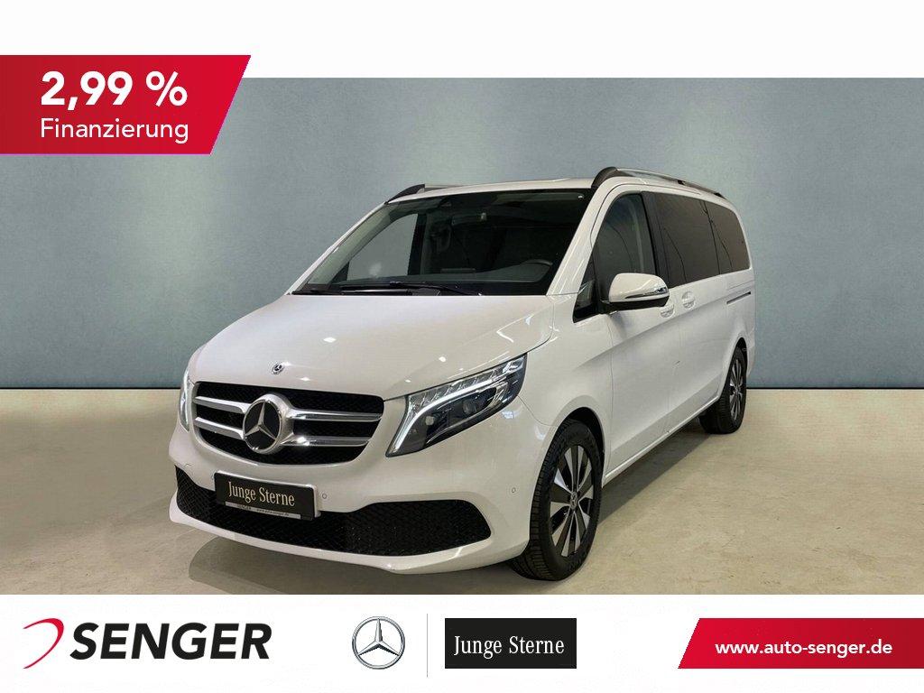 Mercedes-Benz V 300 d Edition lang 2xKlima Kamera AHK2,5t 9G, Jahr 2020, Diesel