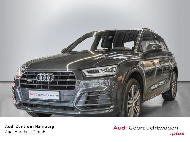 Audi Q5 2,0 TDI design quattro S tronic NAVI AHK KAMERA, Jahr 2018, Diesel