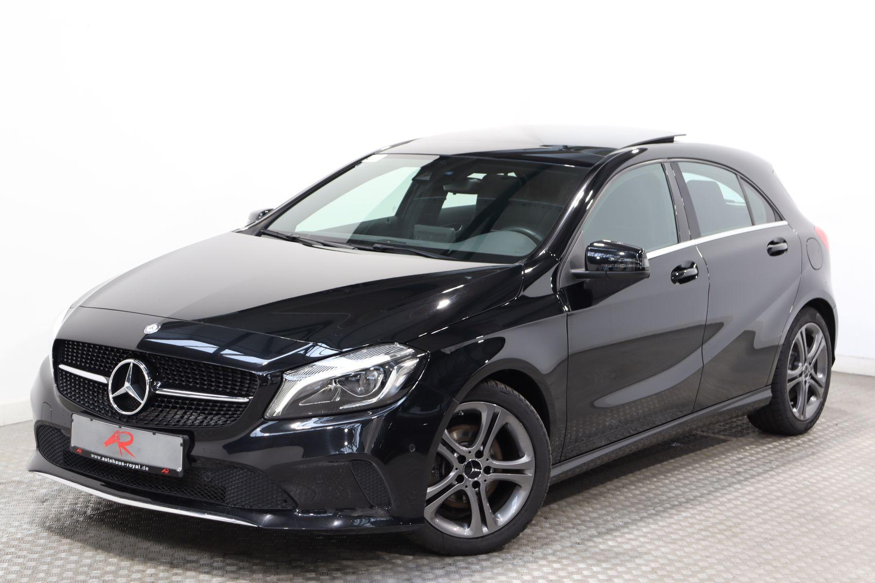 Mercedes-Benz A 220 d STYLE EXKLUSIV-PAKET,COMAND,MEMORY,1.HD, Jahr 2017, Diesel