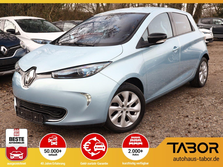 Renault Zoe Intens R210 22kwh Nav Klimaaut. Kam PDC, Jahr 2015, Elektro