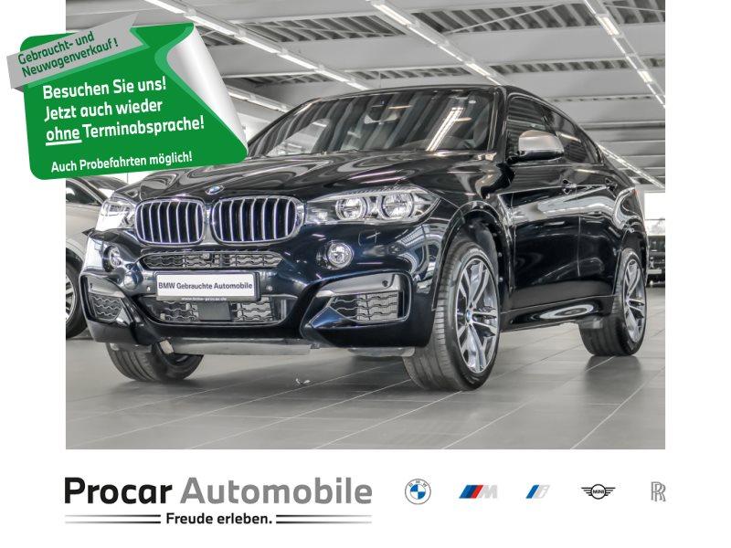 BMW X6 M50d Head-Up LED B&O Soft-Close AHK Standhzg., Jahr 2019, Diesel