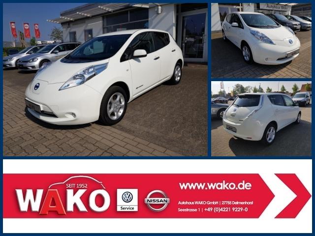 Nissan Leaf Acenta Aut. Lim./REAR-CAM/NAVI/ SHZ/TEMP/ Schrägheck, Jahr 2015, electric