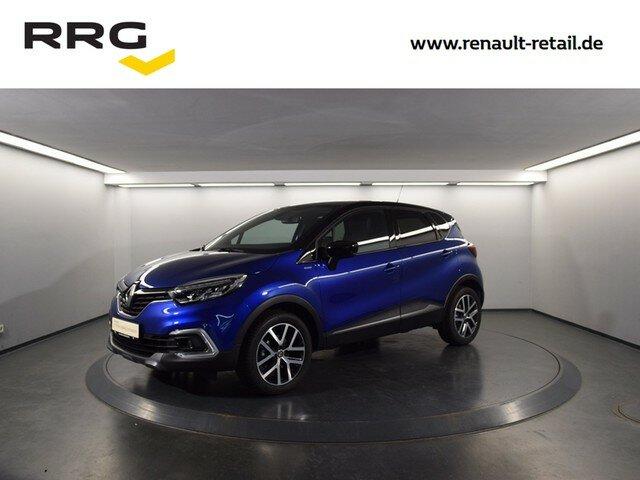 Renault CAPTUR VERSION S TCe 150 SITZHEIZUNG, Jahr 2019, Benzin