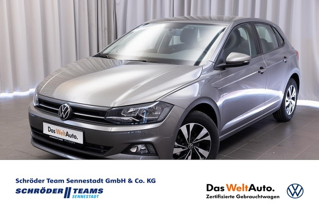 Volkswagen Polo 1.0 TSI DSG Comfortline Tageszulassung, Jahr 2021, Benzin
